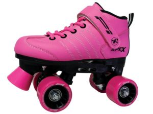 Best Roller Skates For Kids Apex P1 Pink