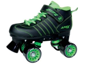 Best Roller Skates For Kids Apex P1 Green