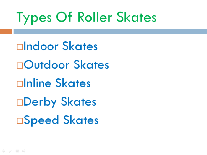 Types Of Roller Skates - Best Roller Skates (4)