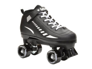 Quad Speed Skates Roller Skates For Kids by Epic Black