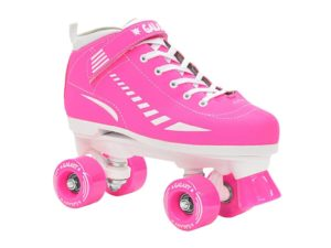 Quad Speed Skates Roller Skates For Kids by Epic Pink