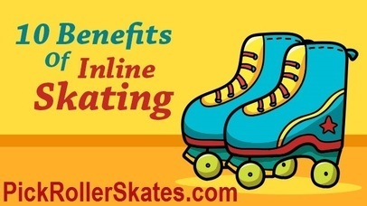 Health Benefits Of Roller Skating