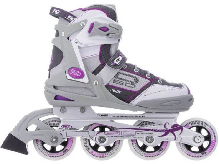 Roller derby skates for women