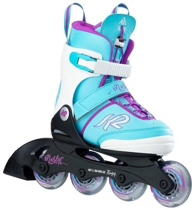 K2 Marlee Pro Adjustable Girls Inline Skates 2017