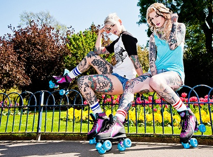 The Health Benefits Of Roller Skates For Women